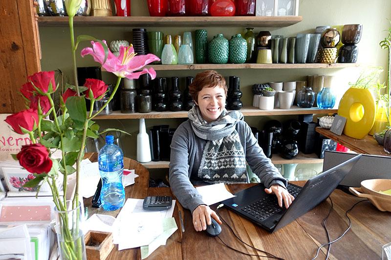 チーム「世界の花屋」が巡る、世界のお花屋さん。