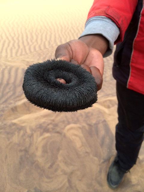 ナミブ砂漠をバギーでドライブ!~ナミビア・ウォルビスベイ~