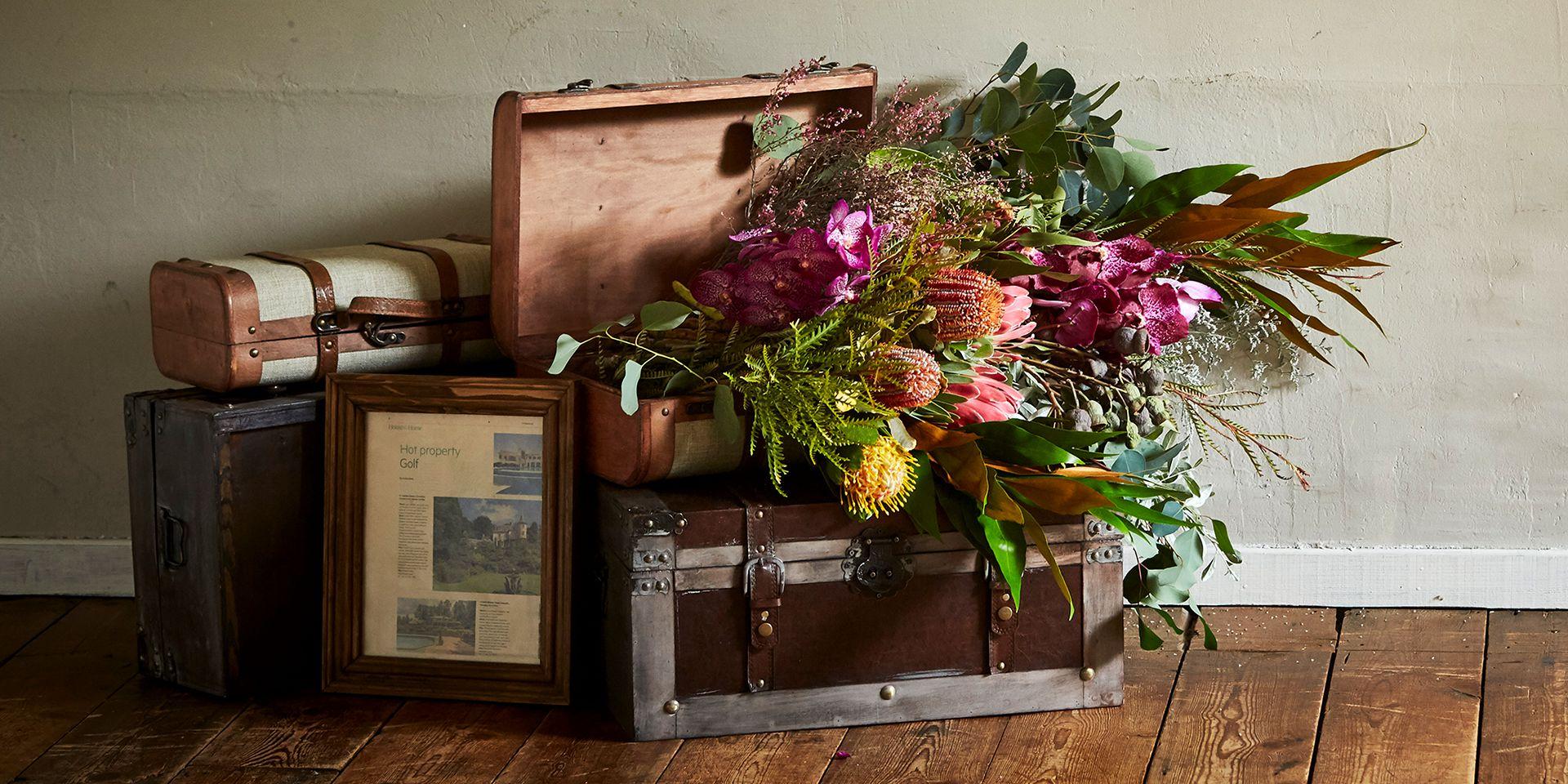 花と、世界を、旅しよう!