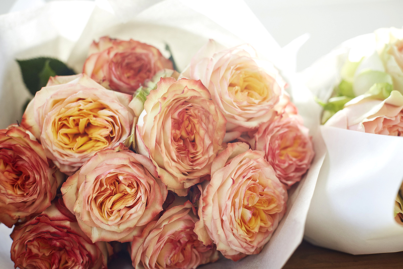 ソジャンミ農園のあさひの花束