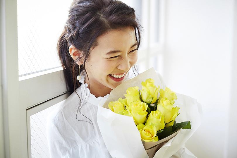 ソジャンミ農園ミニオンの花束