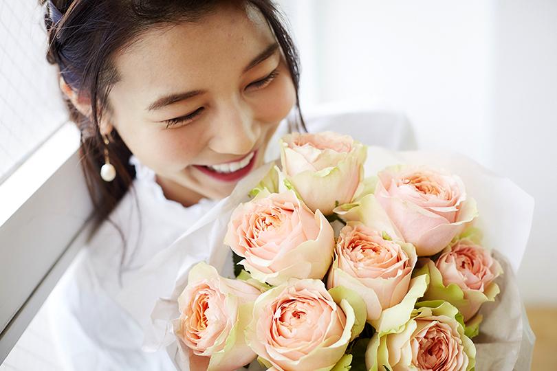 ソジャンミ農園グラビティの花束