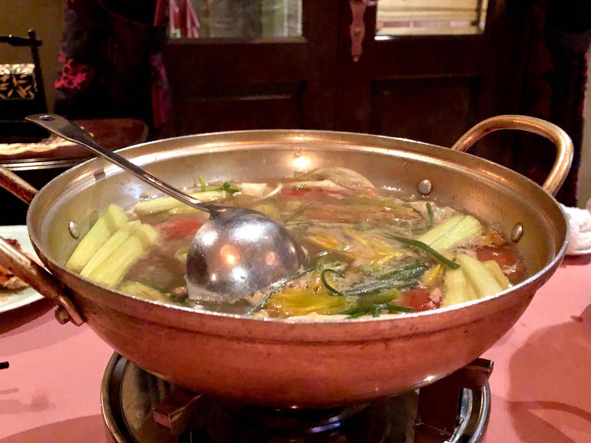 花鍋を食す~ベトナム・ホーチミンシティ~