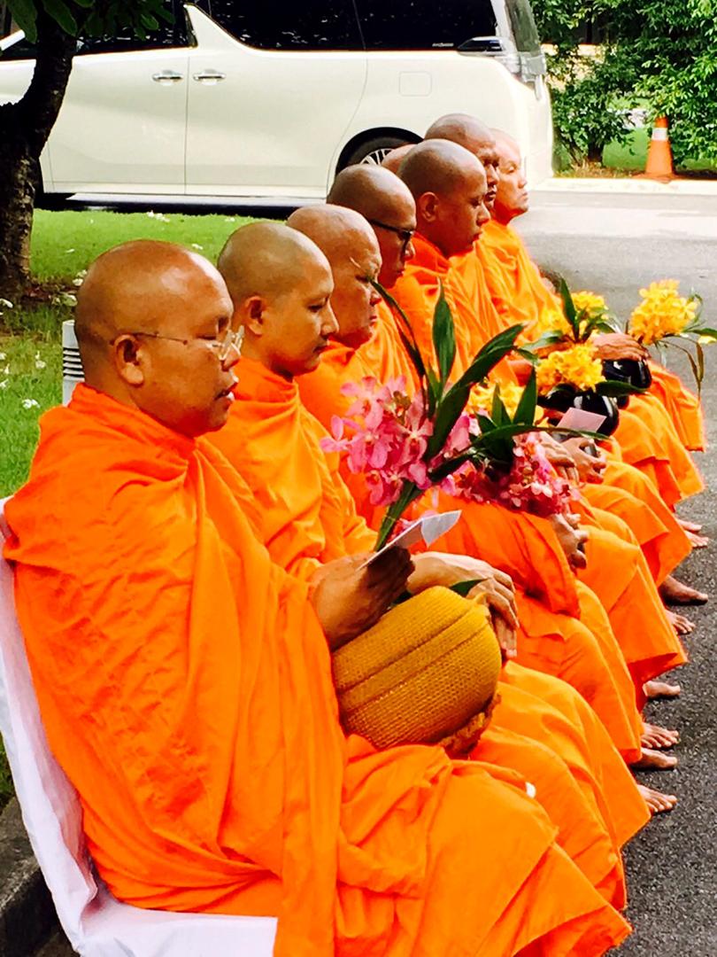【3月限定企画】 タイから届いた、幸せを願う花