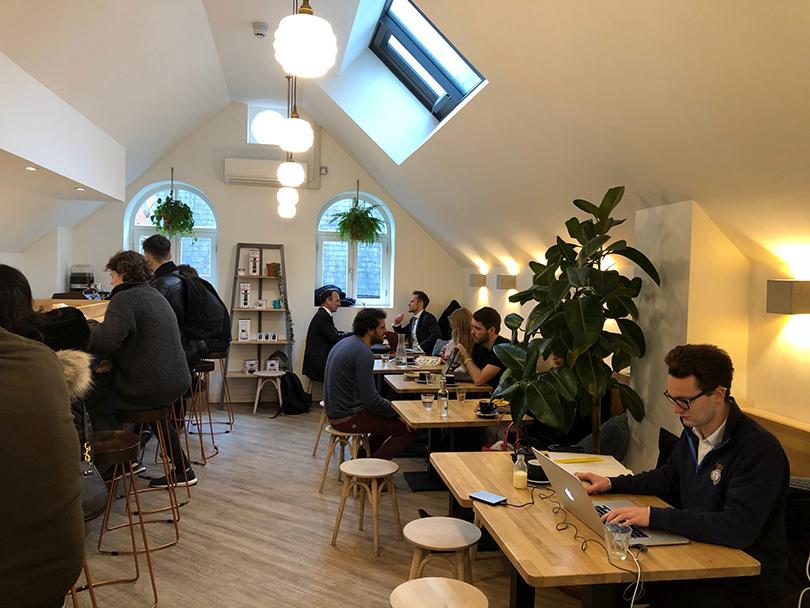 チェルシーで見つけた素敵なカフェ~イギリス・ロンドン~