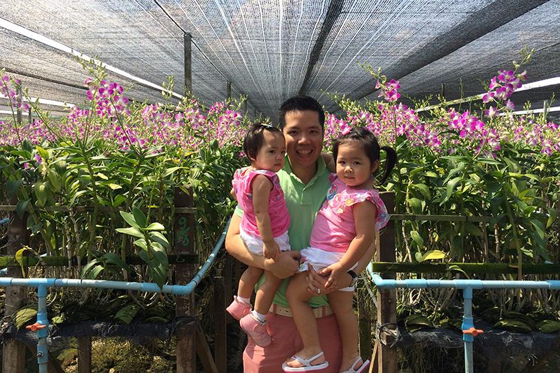 タイ・カオヤイ農園、ナタポンさんのデンファレ日記 Vol.4