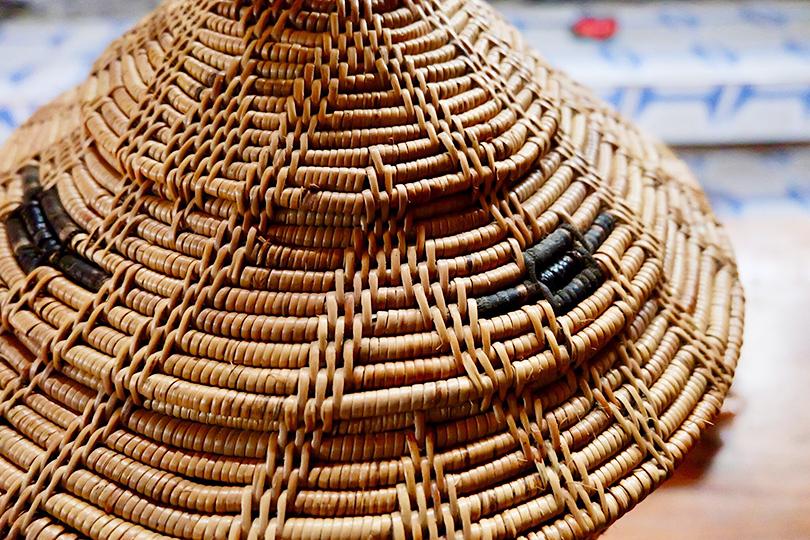 ビンタンバスケットが生まれたバリのトゥガナン村はこんなところ
