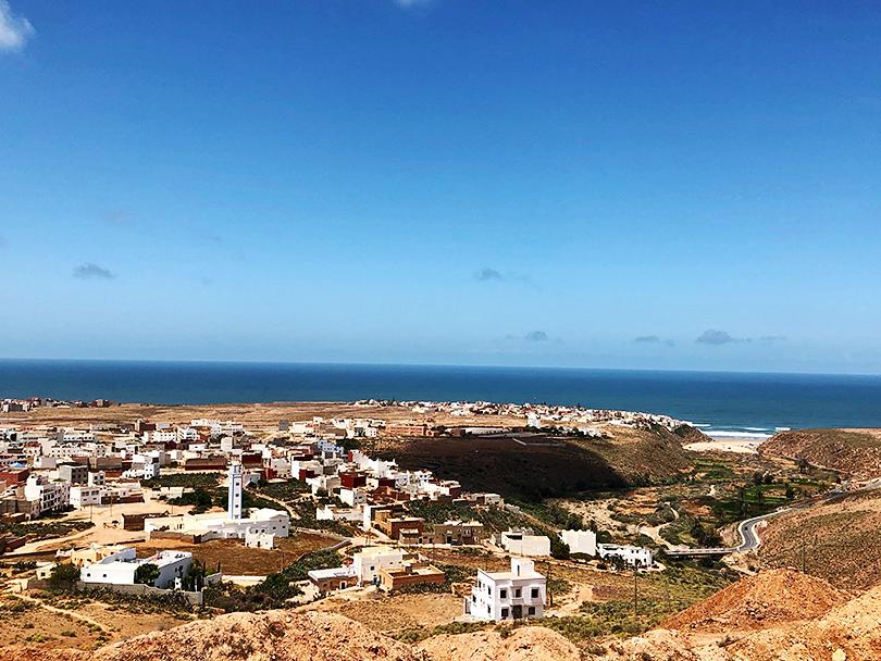 モロッコお宅訪問~モロッコ・ミルレ~