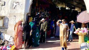 西アフリカのお花屋さんへ・・・~モロッコ・アガディール~