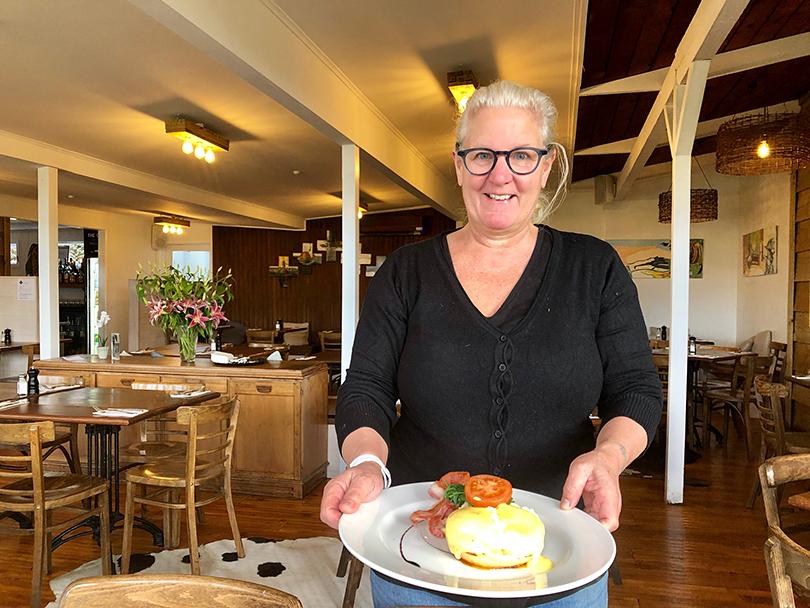 小さな村の素敵なカフェ~ニュージーランド・オークランド~ The Corner Kitchen & Bar