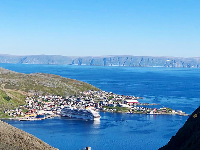 北極圏の世界へ~ノルウェー・ホニングスヴァーグ~