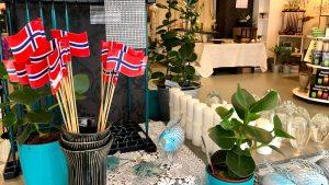 北極圏のお花屋さんに感動~ノルウェー・ホニングスヴァーグ~