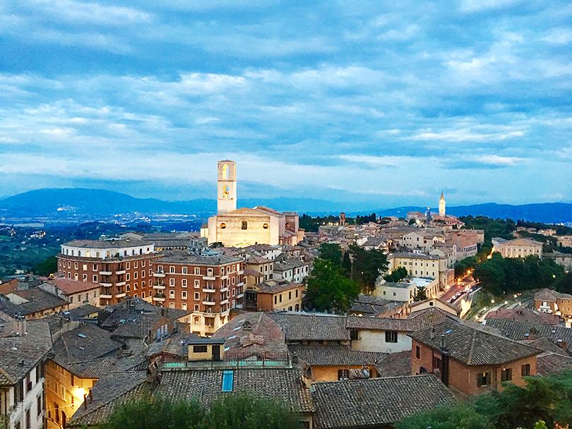 イタリアを旅する醍醐味~イタリア・ペルージャ~