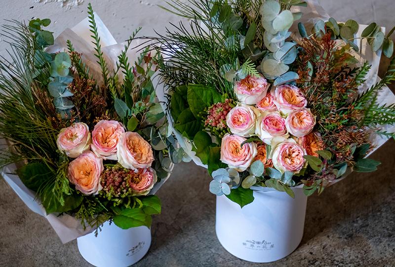 GINZA SIX「世界の花屋」期間限定ポップアップストア