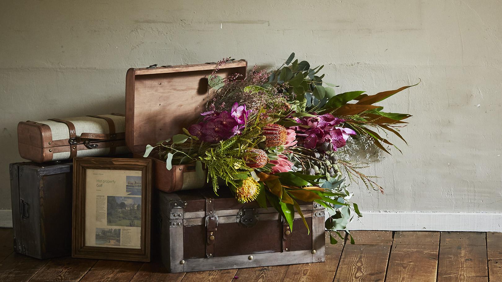 「世界の花屋」期間限定ポップアップストア
