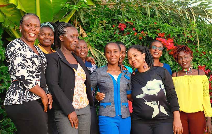 「新品種のご紹介」ケニアのバラ農園の日々Vol.17