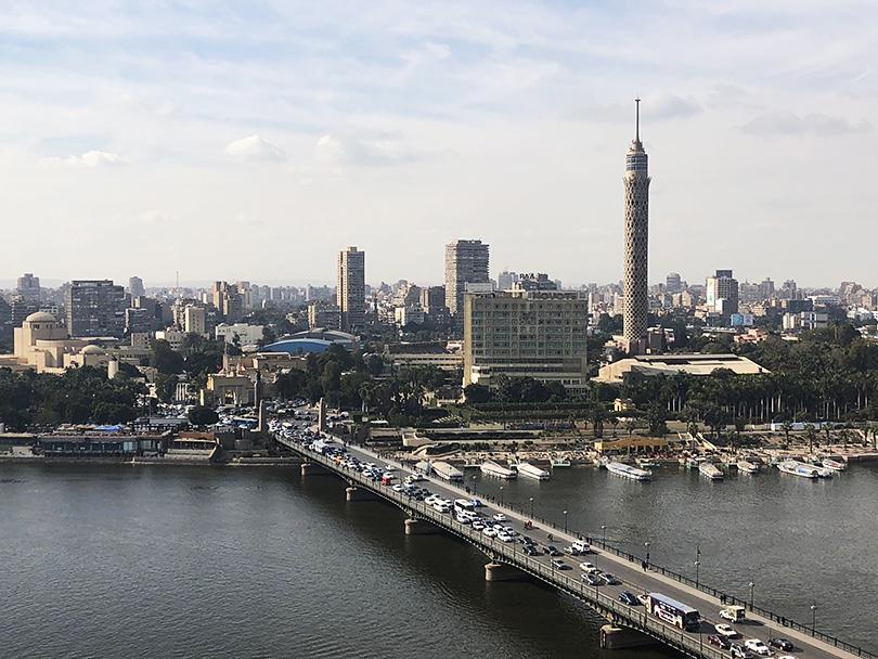 歴史ある花文化~エジプト・カイロ~