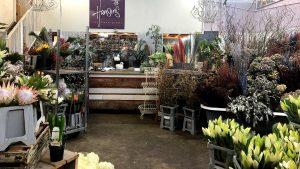 オークランドの花市場~ニュージーランド・オークランド~