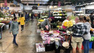 活気ある花市場~オーストラリア・シドニー~