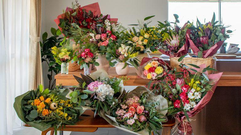 世界の花屋 母の日